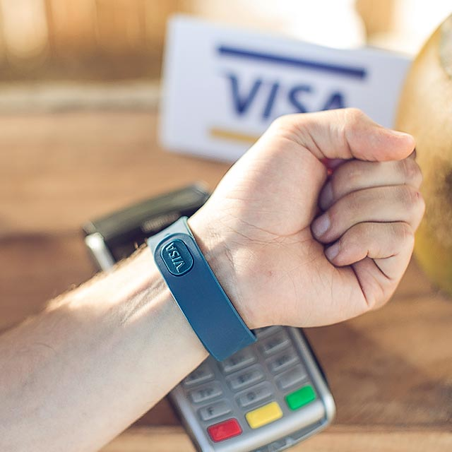 Visa - Digital transactions of the future